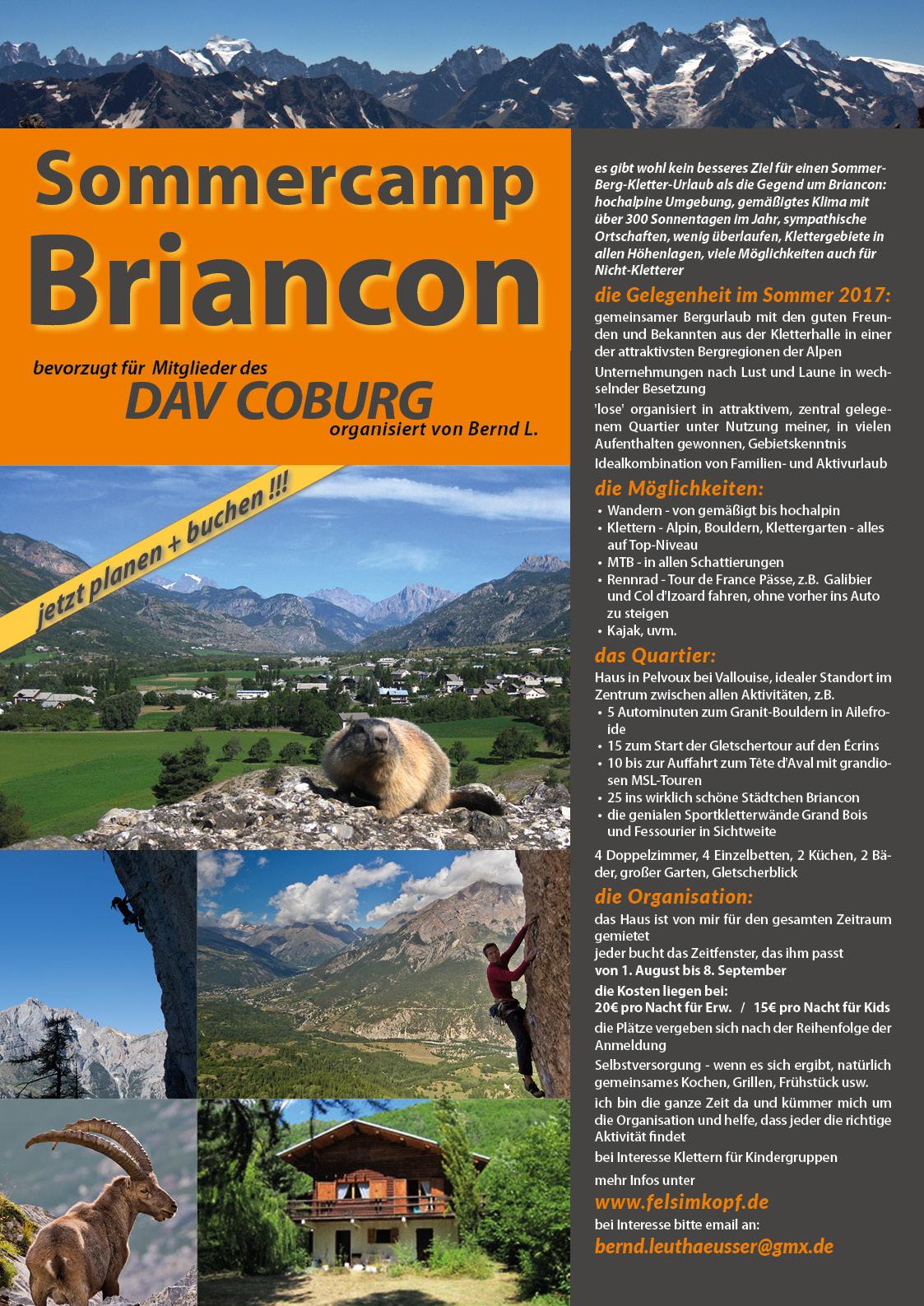 Alpinklettern Archive - Bernds Blog